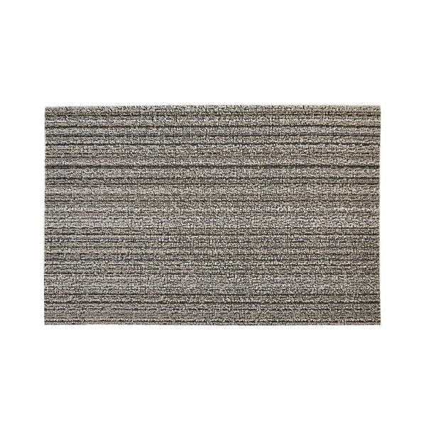 Birch Stripe Shag Doormat