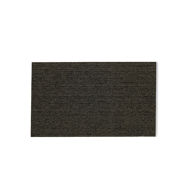 Shag Doormat Heathered Grey