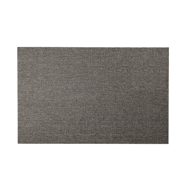 Shag Doormat Heathered Pebble