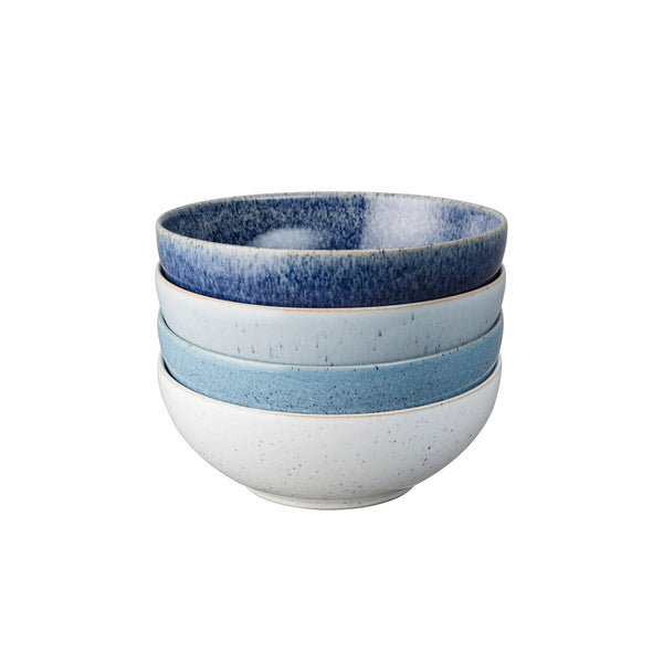 Studio Blue Cereal Bowls / Set 4