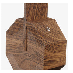 Octagon One Walnut