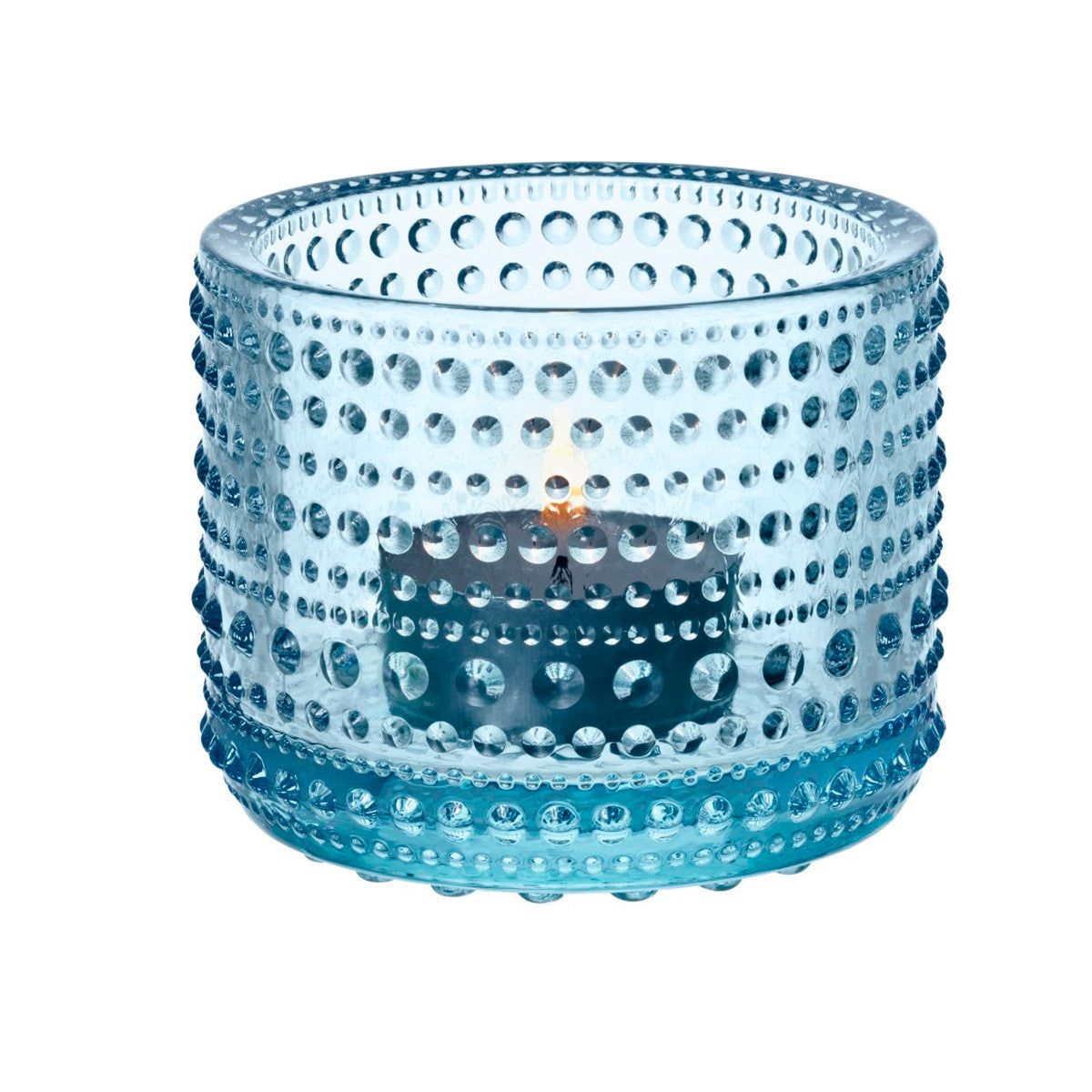 Kastehelmi Votive Light Blue