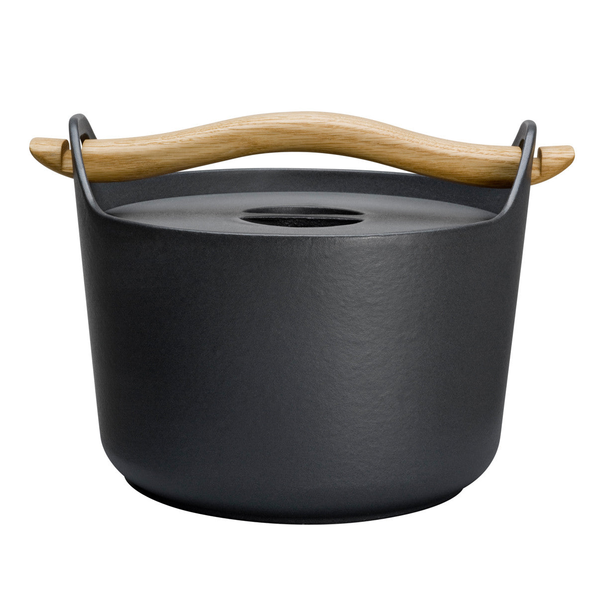 Sarpaneva Casserole with Wooden Handle 3L