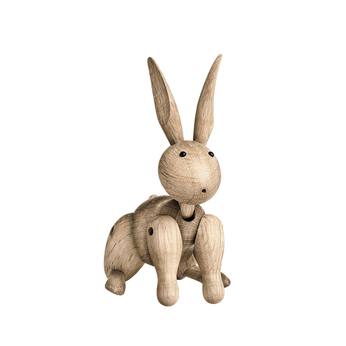 Wooden Rabbit 16cm