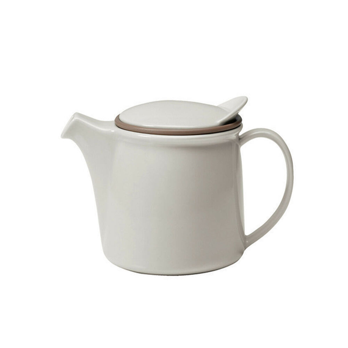 Brim Teapot White 750ml
