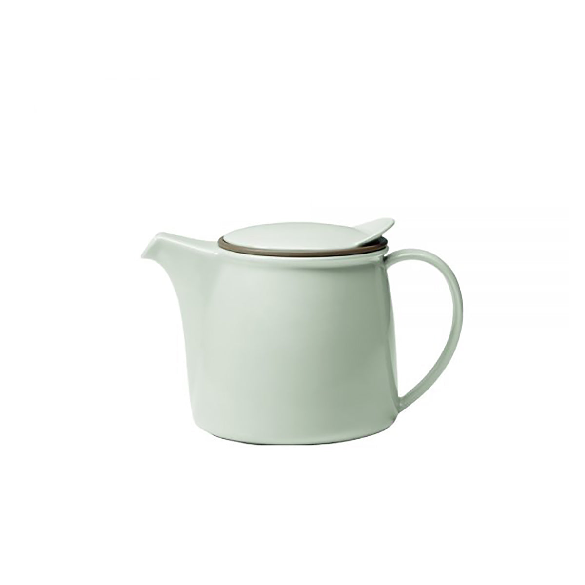 Brim Teapot White 450ml