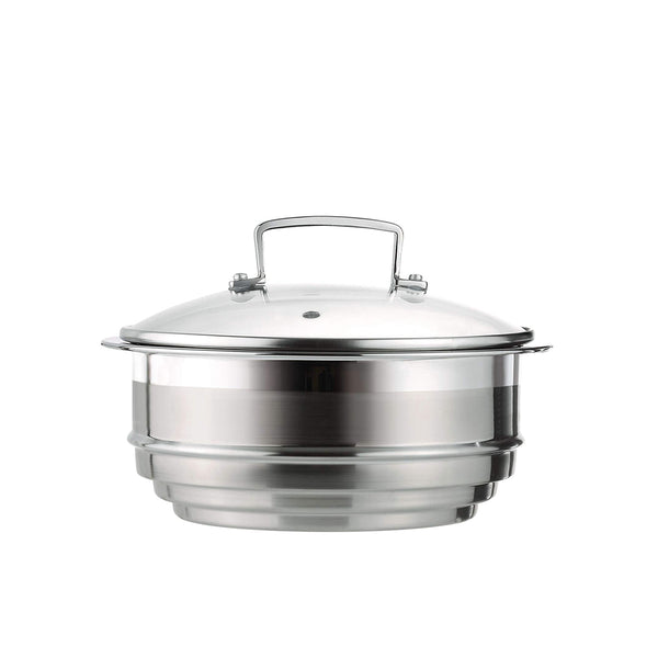 3-Ply Multi Steamer With Lid