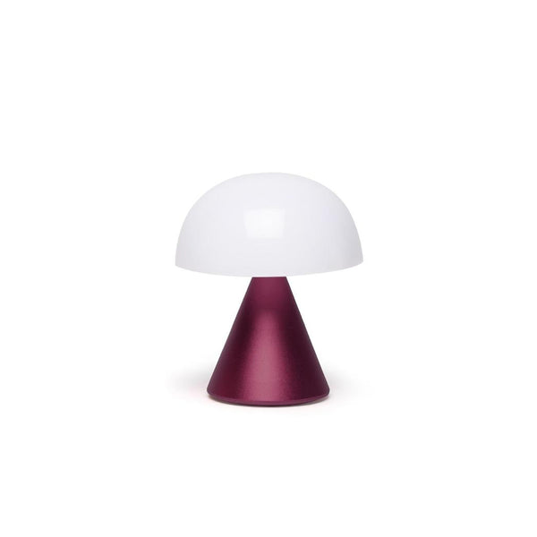 Mina LED Lamp Dark Plum