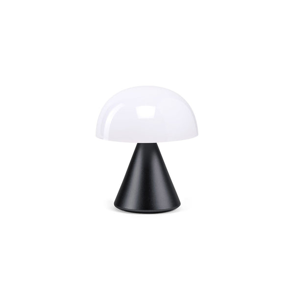Mina LED Lamp Gunmetal