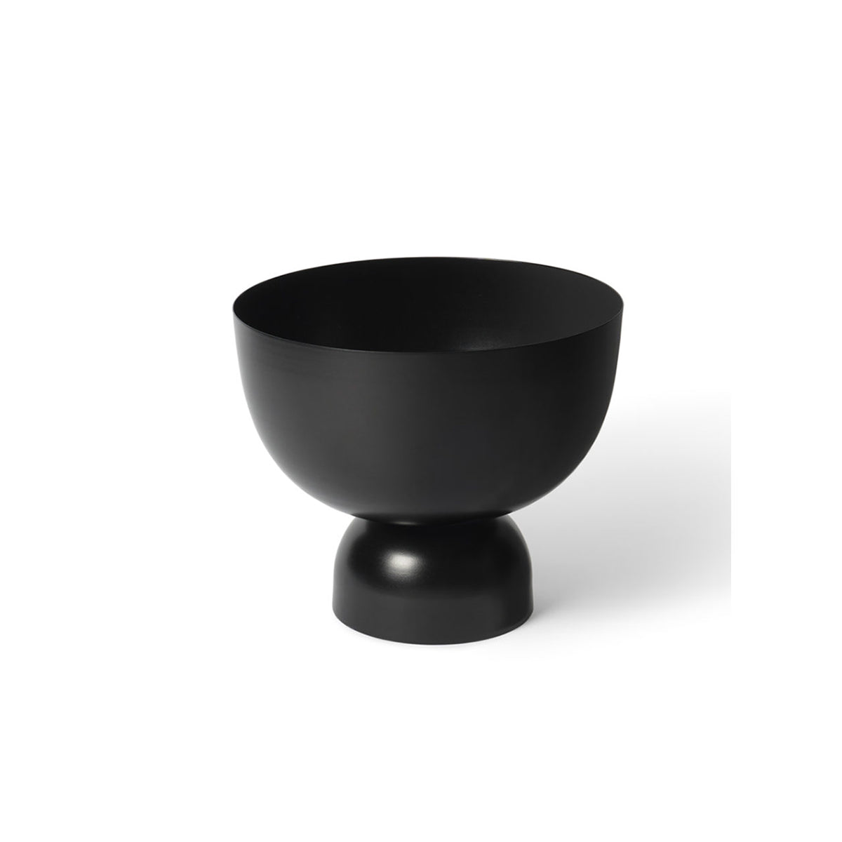 Goblet Planter Large Black