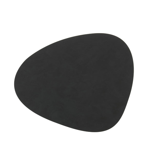 Curve Table Mat Nupo Black