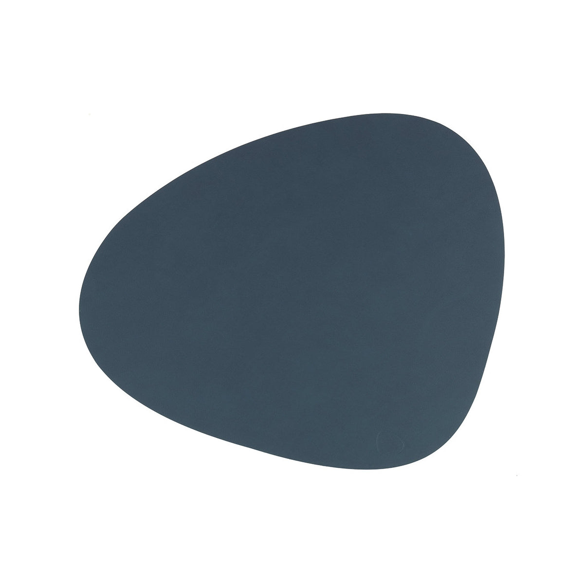 Curve Table Mat Nupo Dark Blue