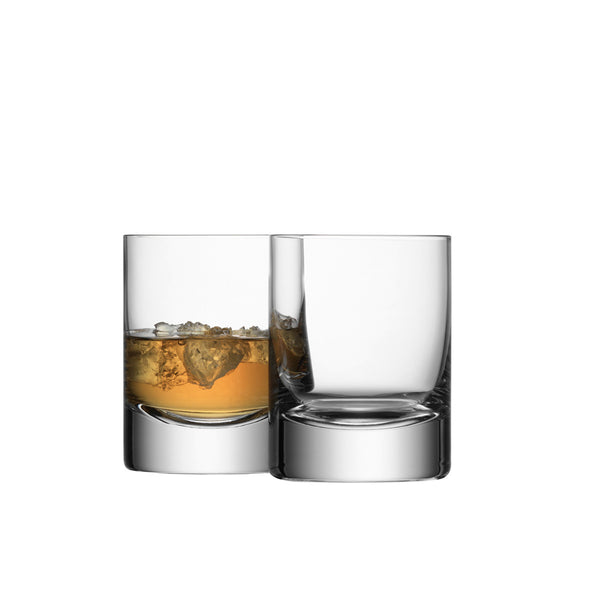 Bar Double Old Fashioned Tumbler / Set 4