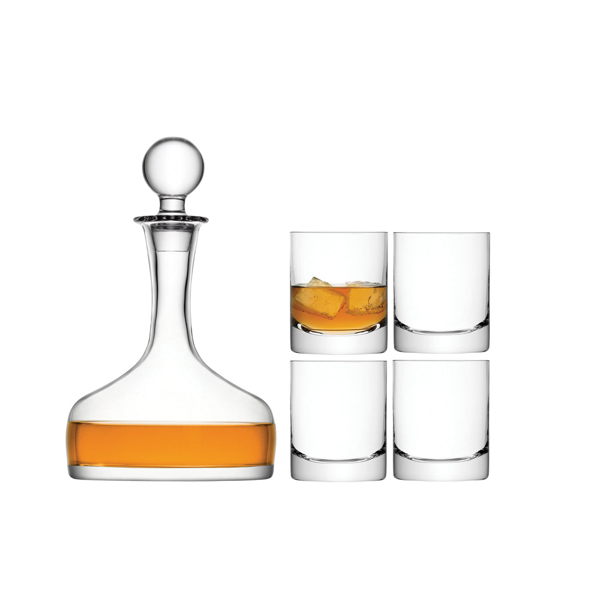 Bar Whiskey Set