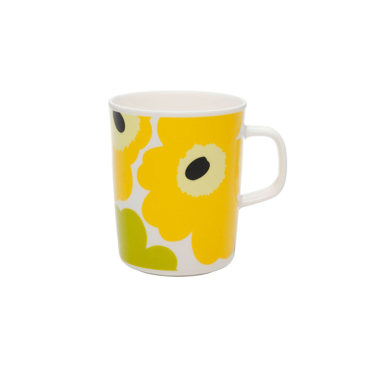 Oiva Unikko Yellow Mug