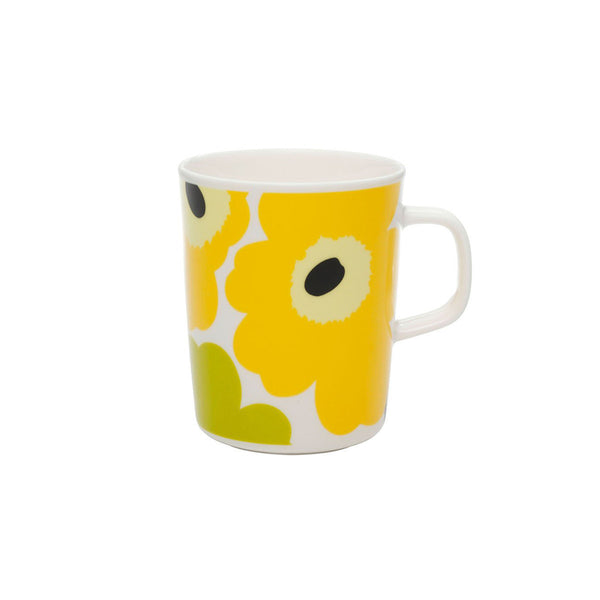 Oiva Unikko Mug Yellow
