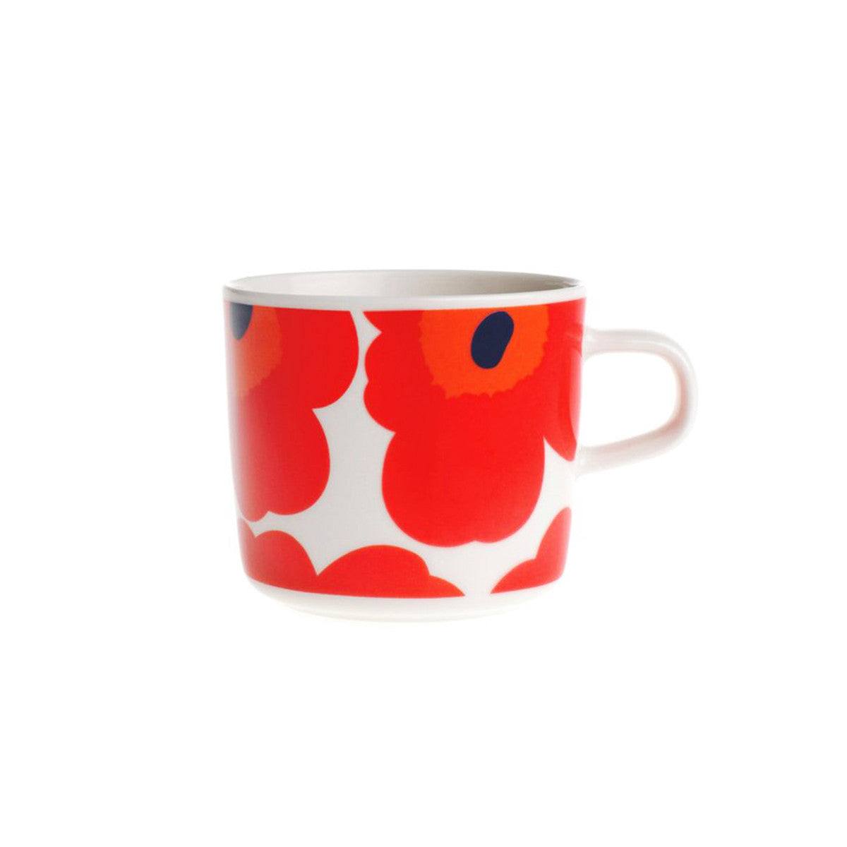 Oiva Unikko Red Coffee Cup