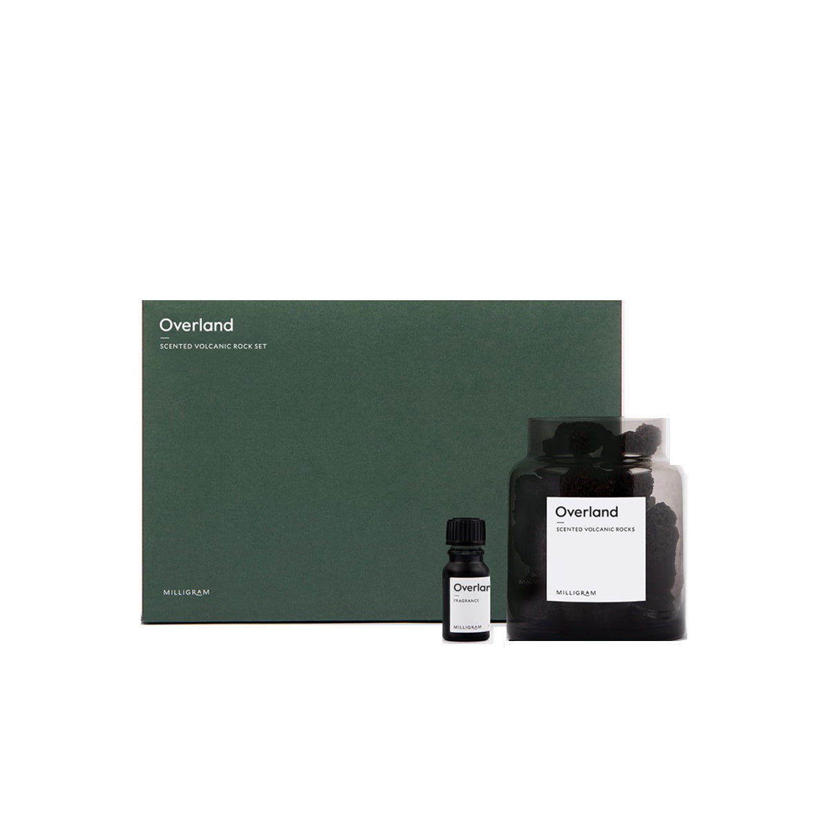 Scented Volcanic Rock Set / Overland