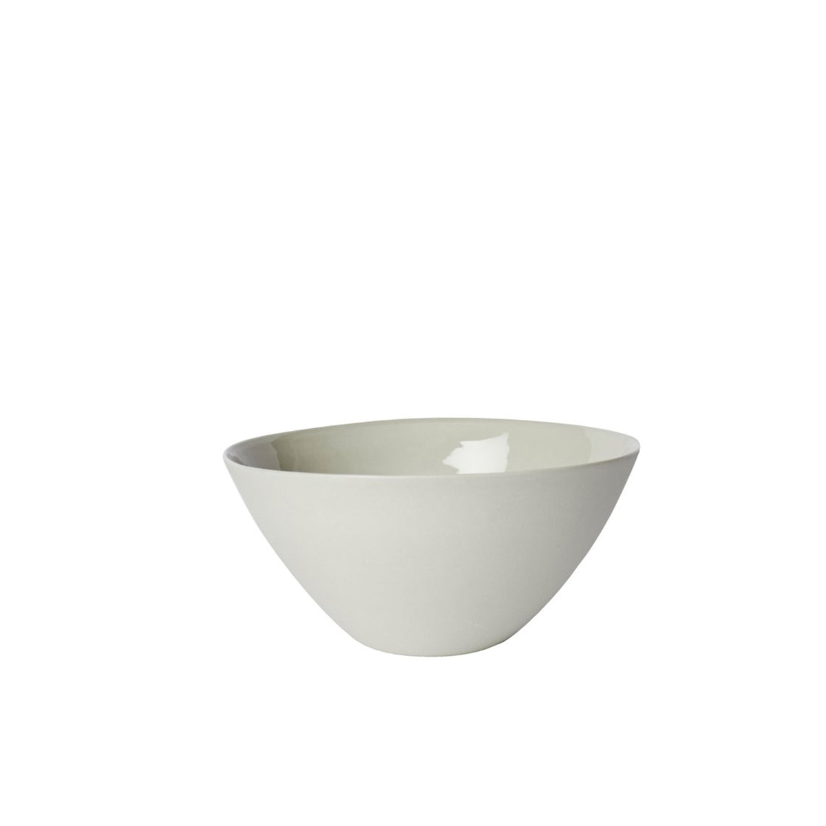 Flared Bowl Medium Ash