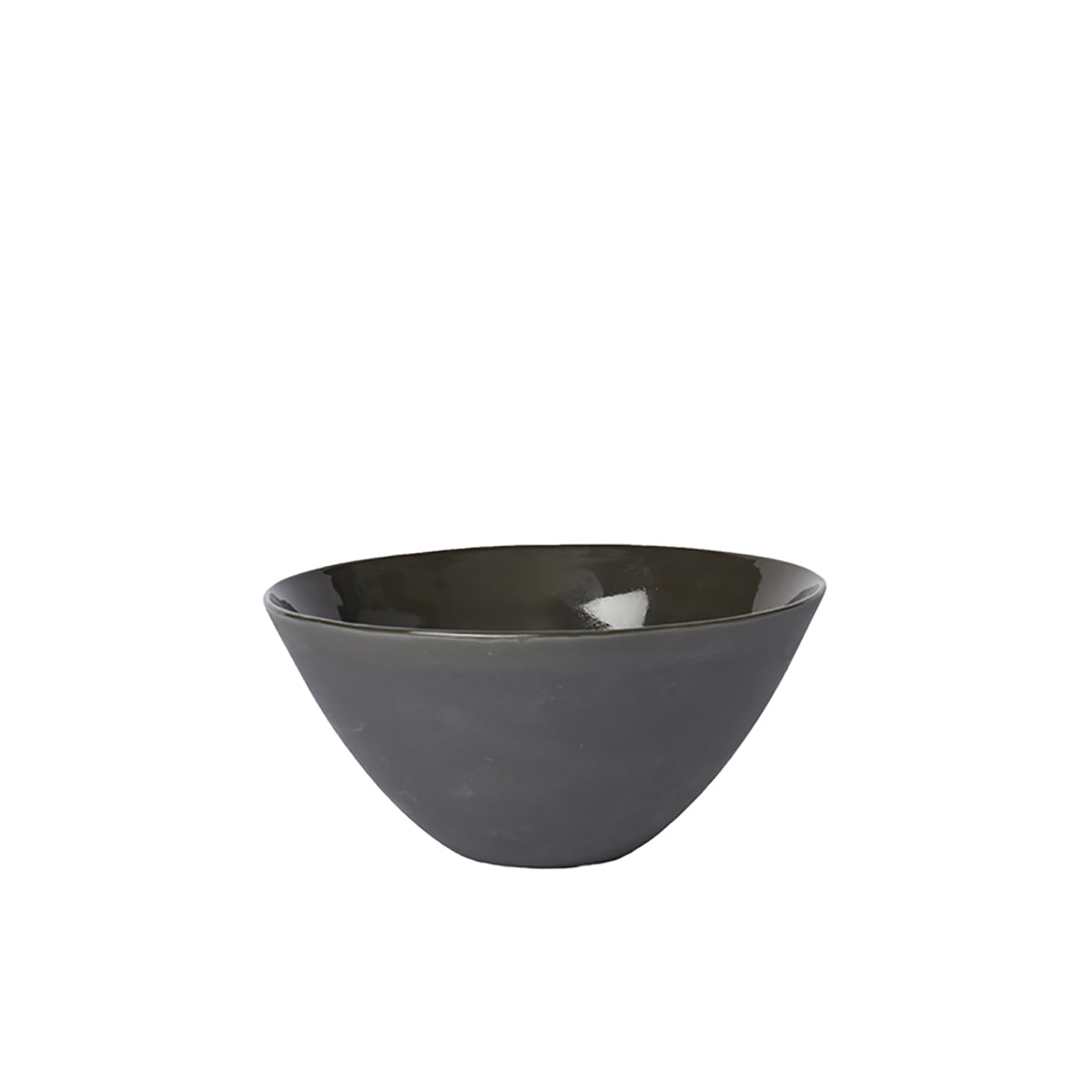 Flared Bowl Medium Slate