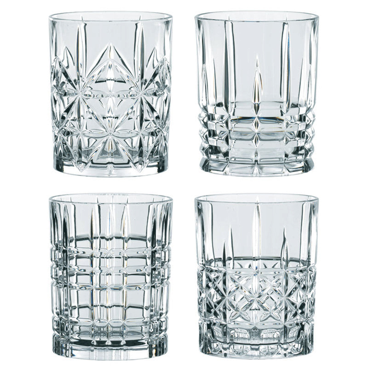 Highland Tumblers / Set of 4