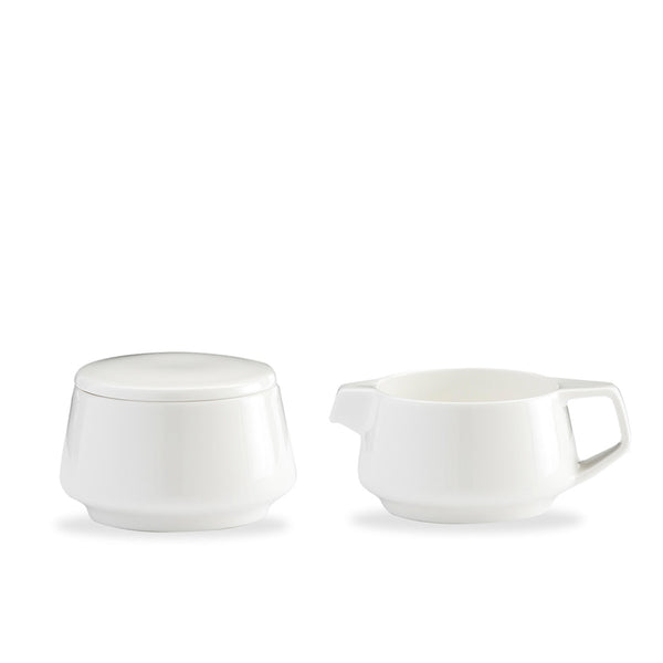 Marc Newson Sugar Bowl & Creamer Set