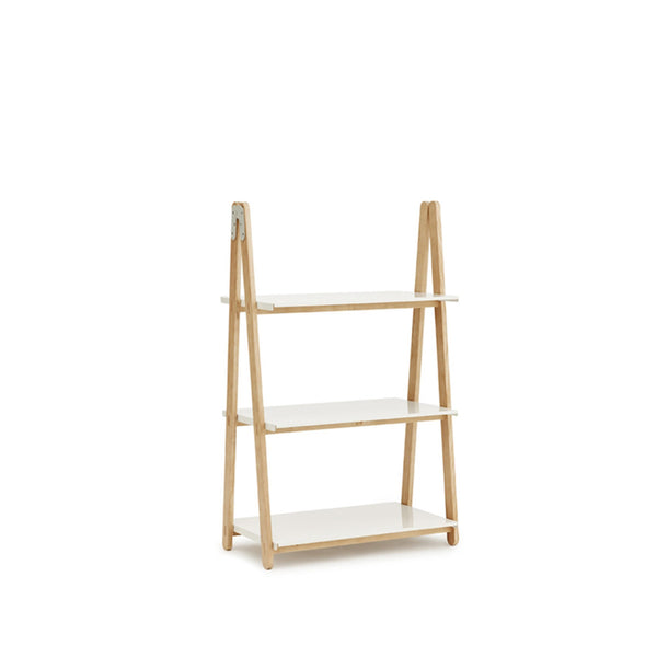 One Step Up Shelf White 126cm