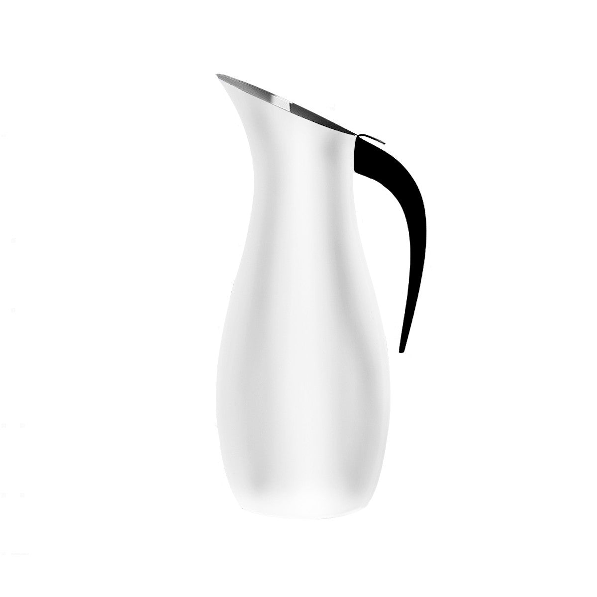 Penguin Pitcher White 30cm