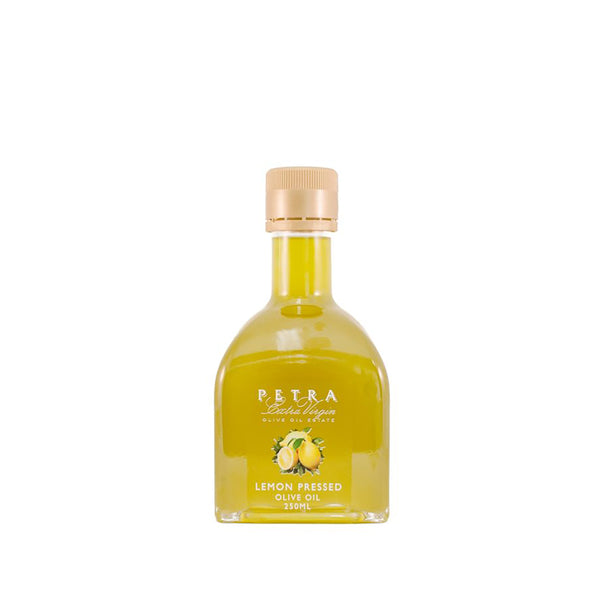 Lemon Pressed Olive Oil 250ml