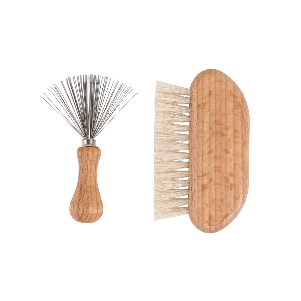 Hairbrush and Comb Cleaning Set