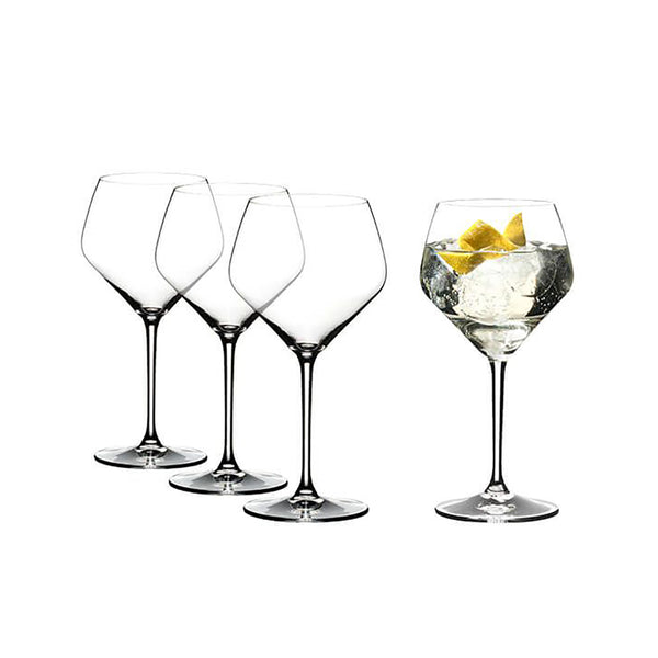 Extreme Gin Glass / Set 4