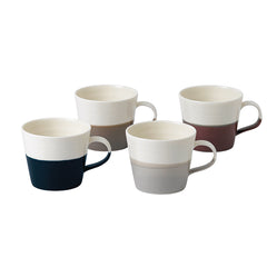 Coffee Studio Mug Small Set/4 270ml