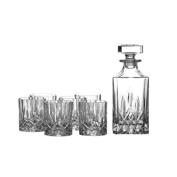 Seasons 7pc Decanter Set