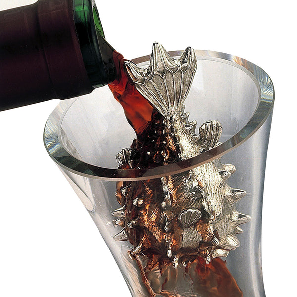 Puffer Fish Wine Aerator