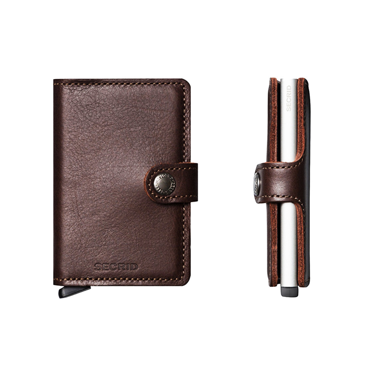 Secrid Card Holder Original Dark Brown