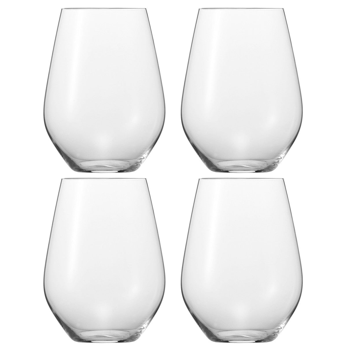 Authentis Casual Bordeaux Wine Glasses / Set 4