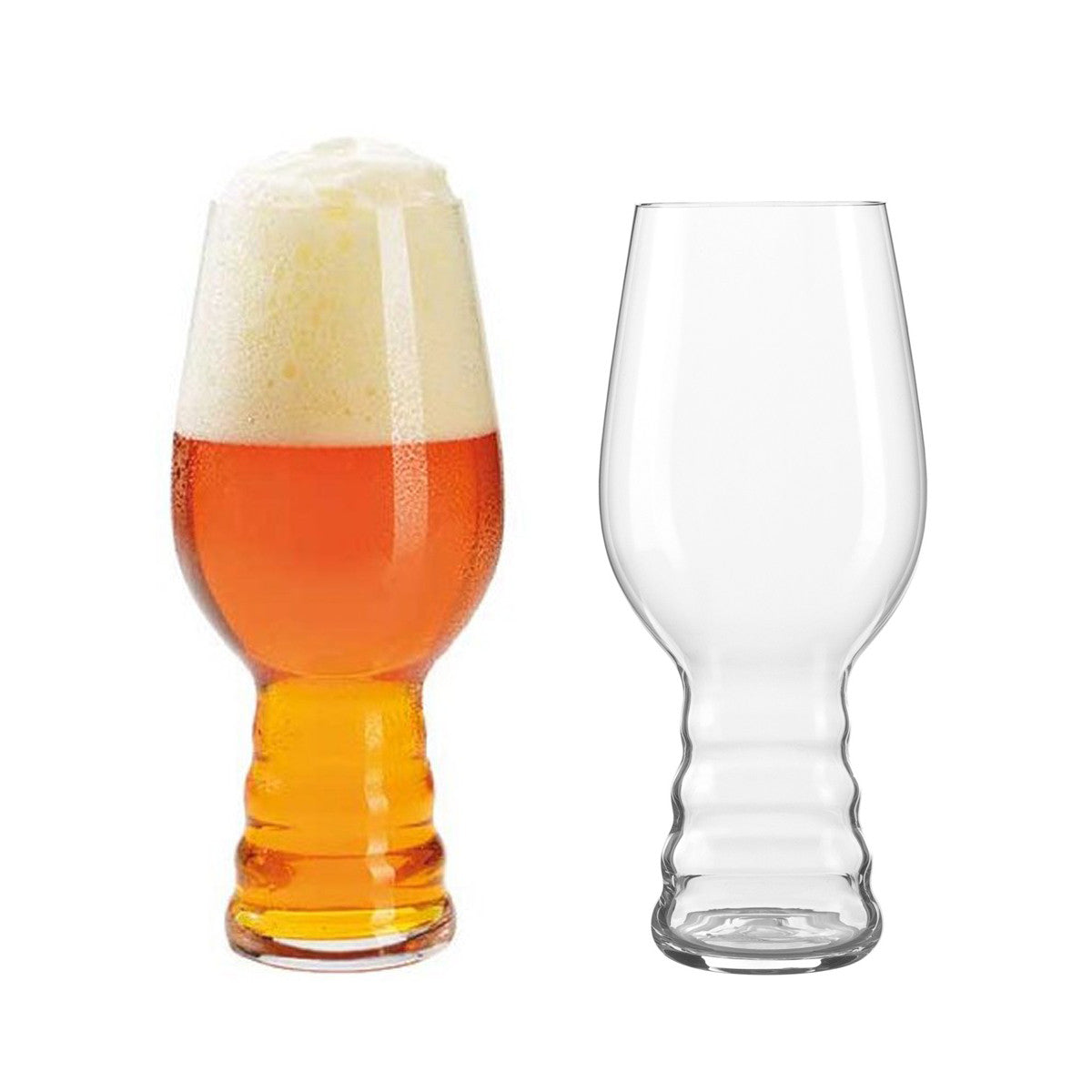Craft Beer Indian Pale Ale Glass / Set 2
