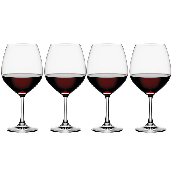 Vino Grande Burgundy Glasses / Set 4