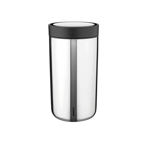 To Go Travel Cup Stainless Steel