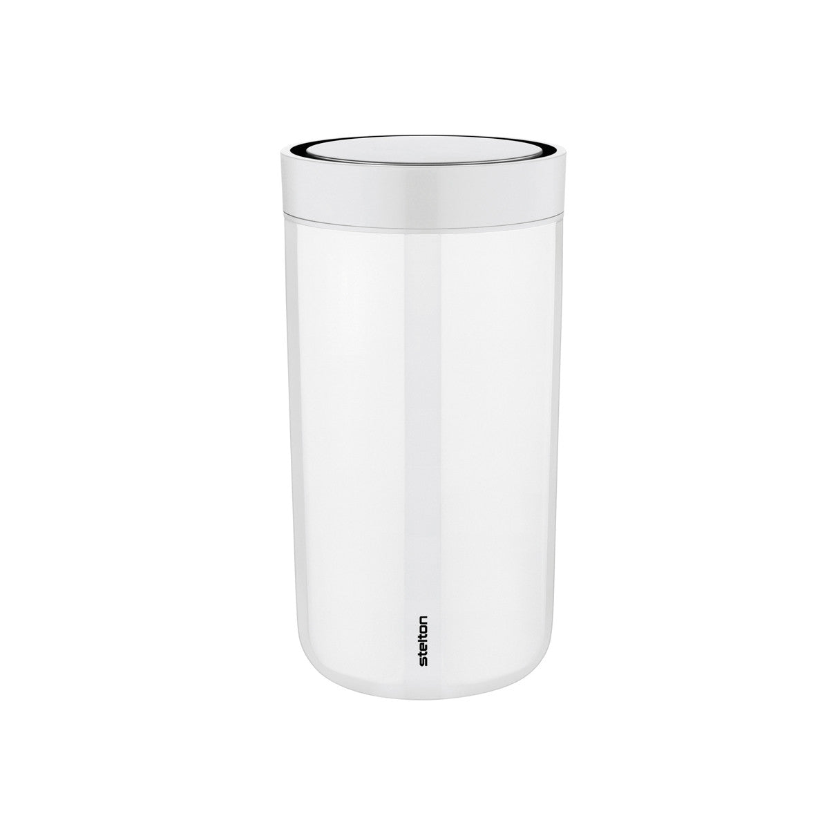 To Go Travel Cup White