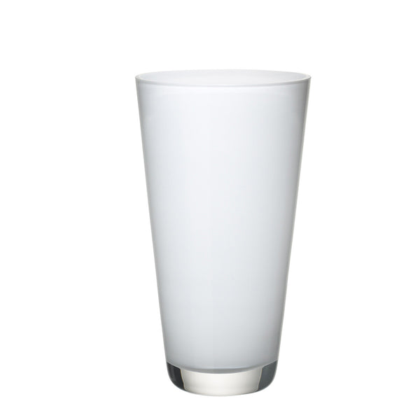 Villeroy and Boch Verso Vase Arctic White 25cm