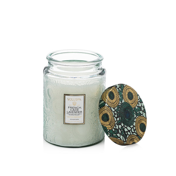 100 hr Candle French Cade Lavender