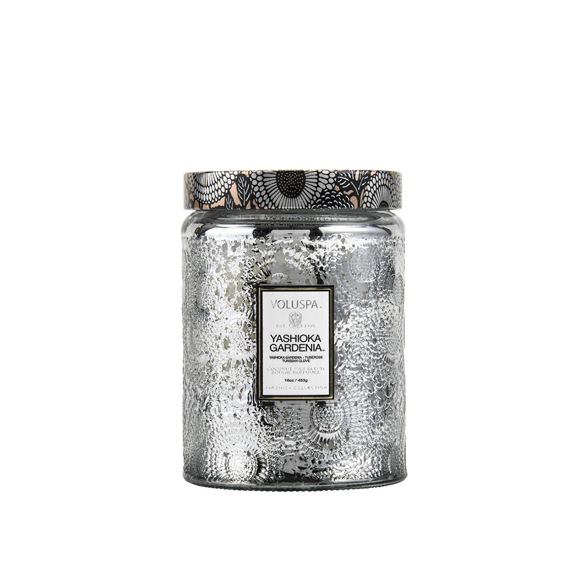 100 hr Candle Yashioka Gardenia