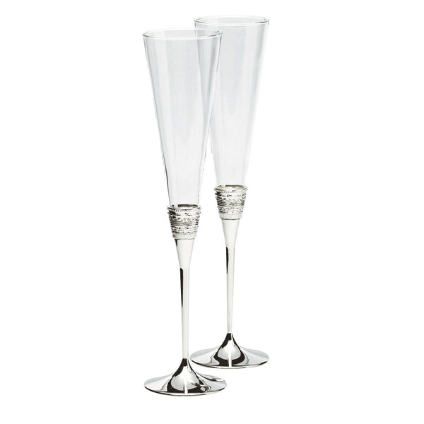 With Love Toasting Flutes / Set 2