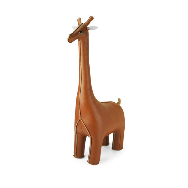 Bookend Giraffe Tan