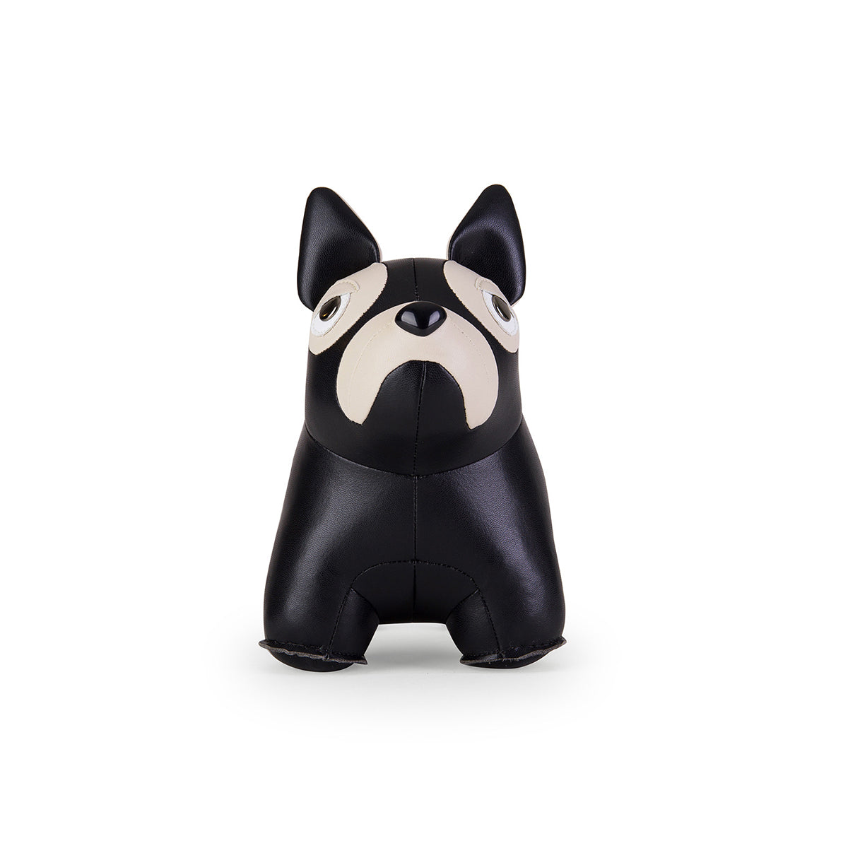 Bookend Classic French Bulldog Black