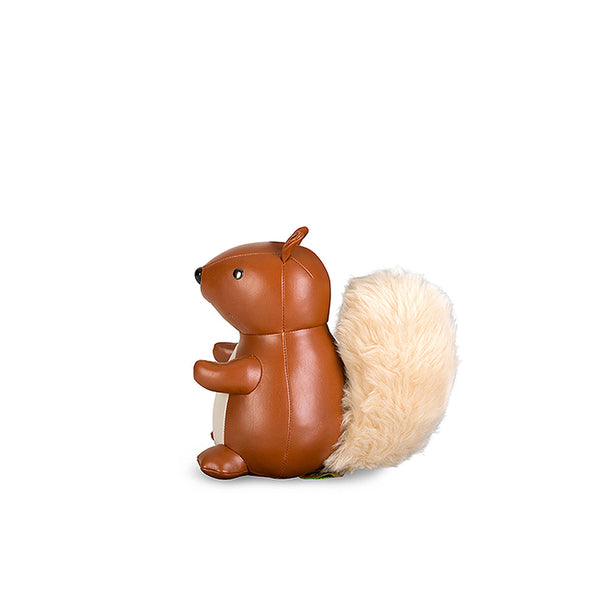 Paperweight Squirrel Tan