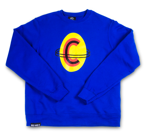 Captain Save a Hoe Crewneck Sweater.
