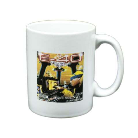 The Element Of Surprise Album Cover Mug