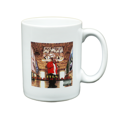 The Hall Of Game Album Cover Mug
